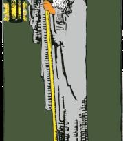 The Hermit (Waite-Colman Smith)