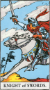 Knight of Swords RWS