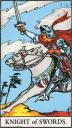 Caballero de espadas RWS
