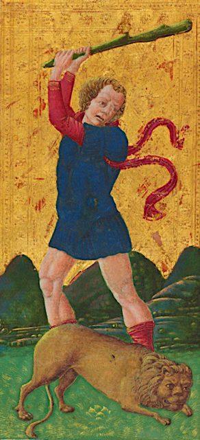 Visconti-Sforza Strength