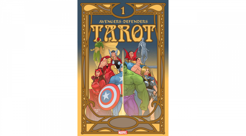 Marvel Tarot Feature Image