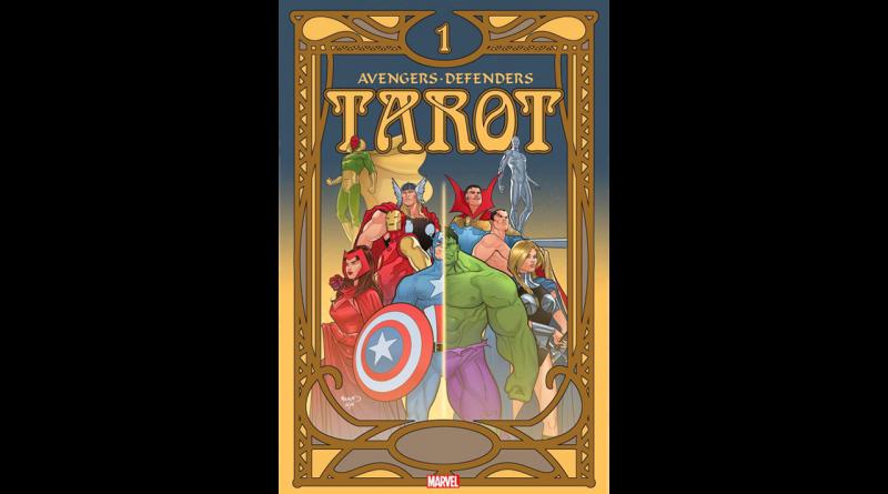Marvel Tarot Feature Image
