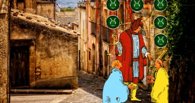 Six of Pentacles Feature Image