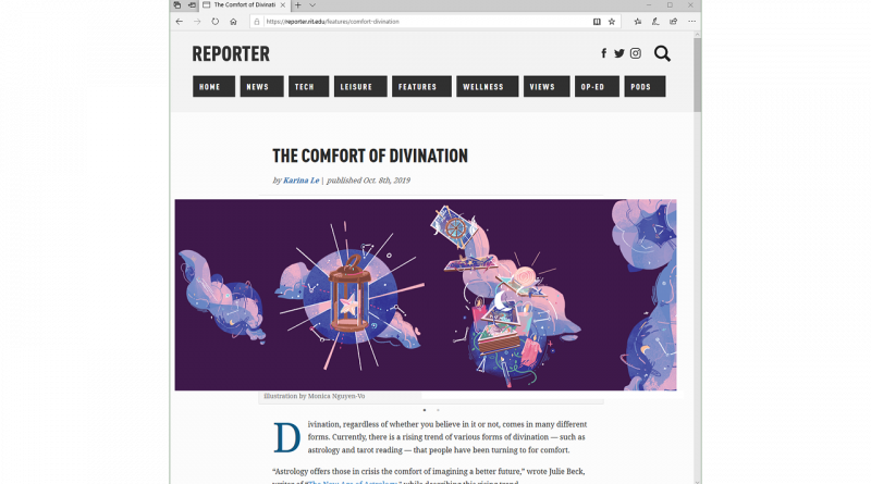 The Comfort of Divination