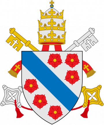 Coat of Arms of Pope Clement VI