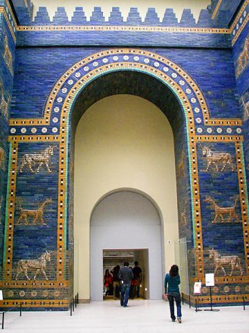 The Ishtar Gate Pergamon Museum