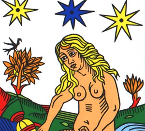The Star Tarot de Marseilles